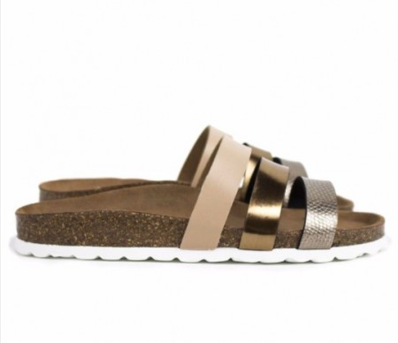 Dixie - Taimi Sandals / Bronze