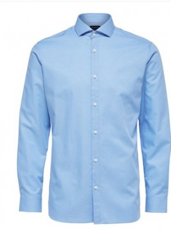 Selected Homme - Regsel-jay shirt / Blå