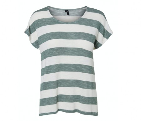 Vero Moda - Wide stripe / Laurel wreath