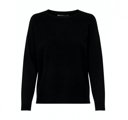 Only - Onllesly kings pullover / Black