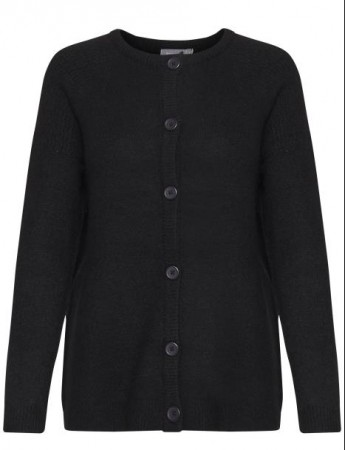 Fransa - Fremally 3 Cardigan / Sort