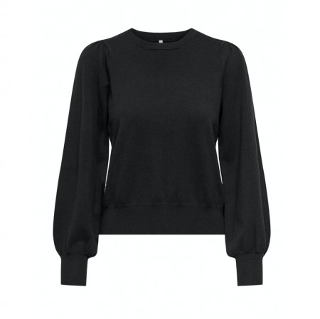 Only - Onlalexa puff pullover / Black