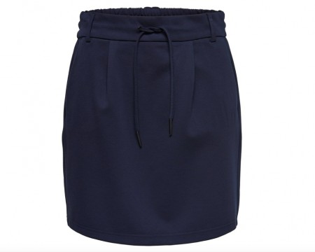 Only - Poptrash easy skirt / navy