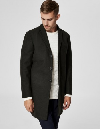 Selected Homme - Brove wool coat