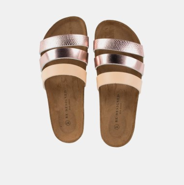 Dixie - Taimi Sandals / Rose