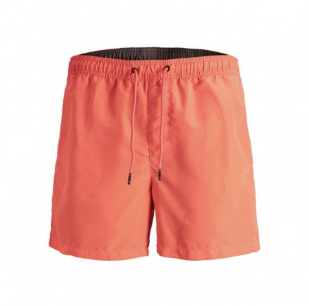 Jack & Jones - Cali swim / Hot coral