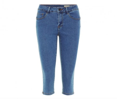 Vero Moda - Hot seven knickers / mørk denim