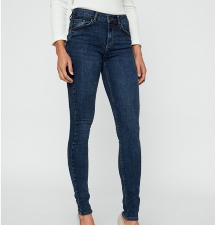 Vero Moda - Lux dark blue denim