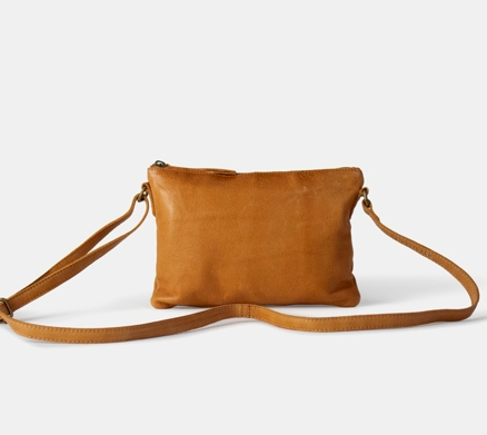 ReDesigned by Dixie - Udine Bag / Burned tan