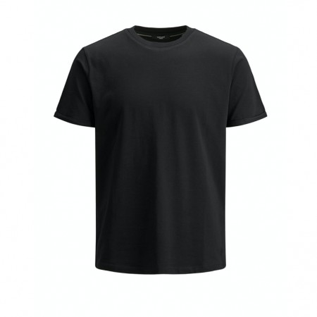 Jack & Jones - Jprblalogo spring tee / Black