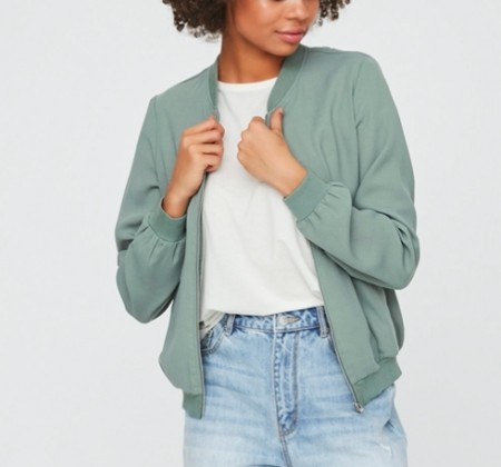 Vero Moda - Isabel bomber jacket / Laurel