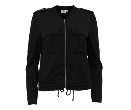 2-biz Amola jacket / Sort