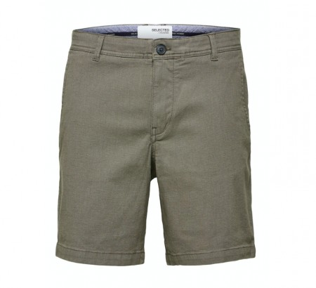 Selected Homme - Storm flex shorts / Hedge