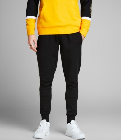 Jack & Jones - Will clean sweat pants / svart