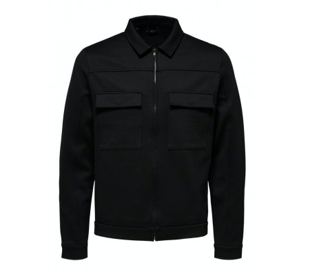 Selected Homme - Jenner sweat jacket