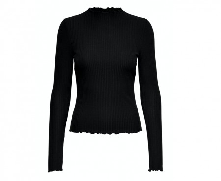 Only - Emma high neck / Black