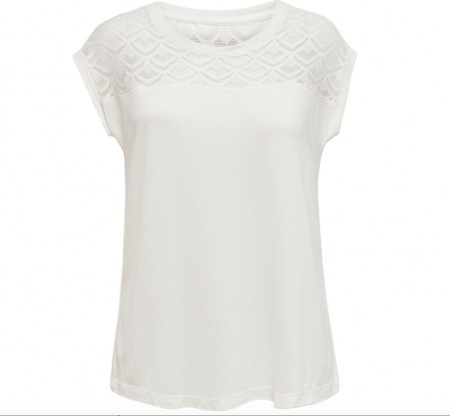 Only - nicole Top / hvit