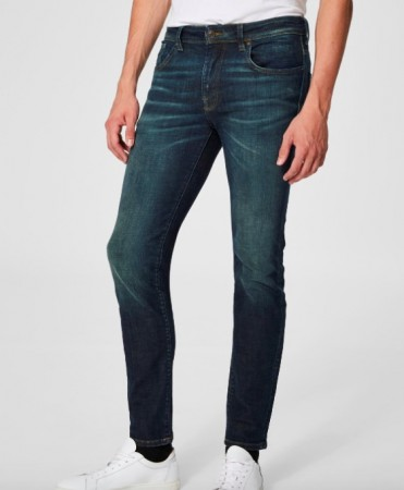 Selected Homme - Straight scott 6131 D.blue