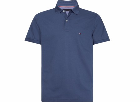 Tommy Hilfiger - Regular Polo / indigo