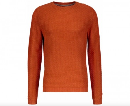 Urban Pioneers - Kent sweater / rusty red