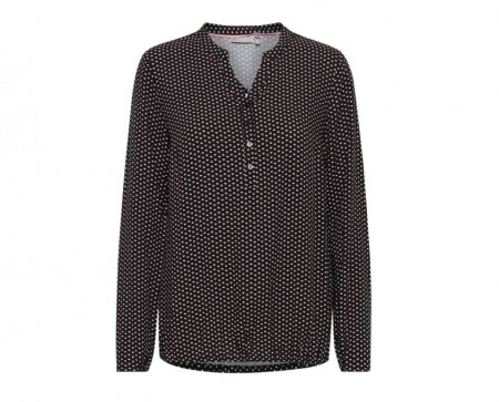 Fransa - Macampa 1 Shirt / Black dot