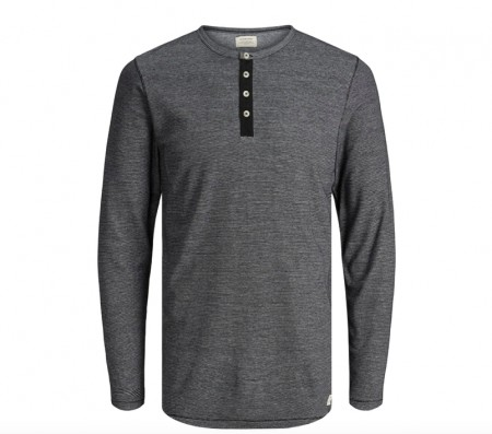 Jack & Jones - Giovanni grandad / sort