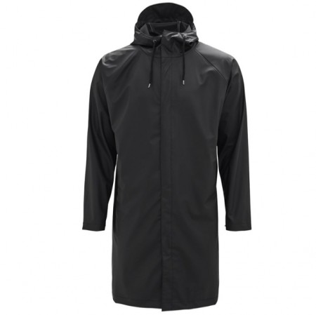 Rains - Coat / Black