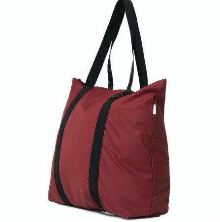 Rains - Tote Bag / Maroon