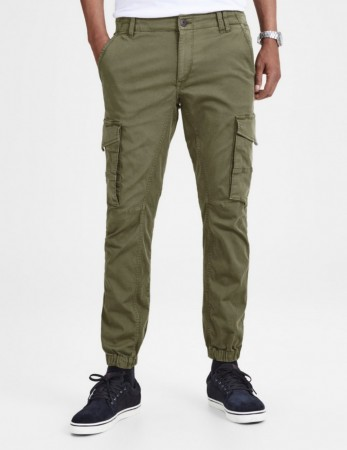 Jack & Jones - paul Jjflake Akm 542 / Olive Night
