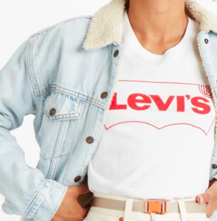 Levis Dame -  The perfect tee