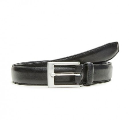Selected Homme - Fillip formal belt / Sort