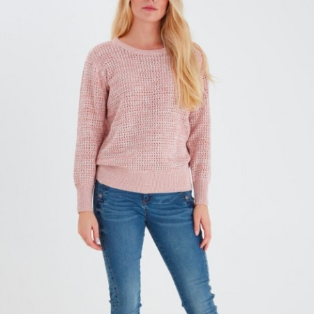 Fransa - Frperidge 2 Pullover / rose