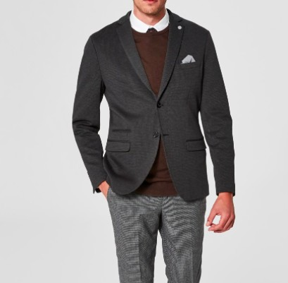 Selected Homme - Slim Carl Blazer