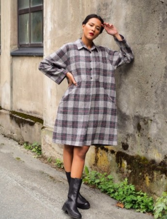 Nectar - Winter matilde / Butter Plaid