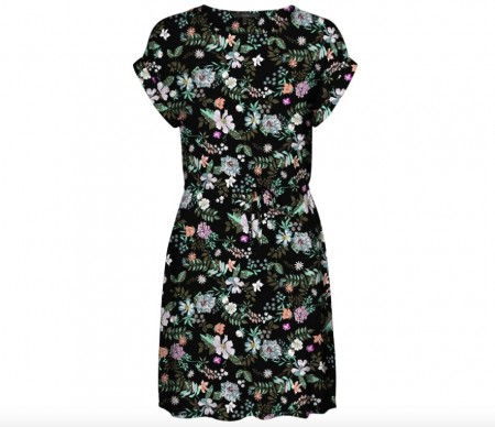 Vero Moda - Simply easy dress / sort
