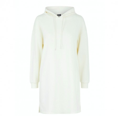 Pieces - Chilli sweat dress / Off white