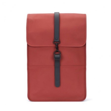 Rains backpack large / Scarlet