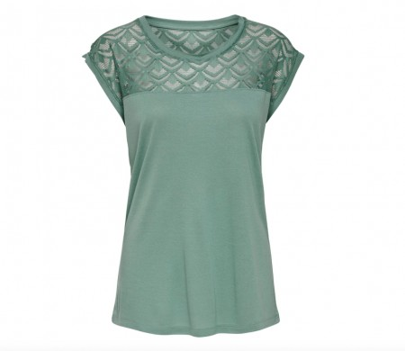 Only - Nicole top / Chinos green