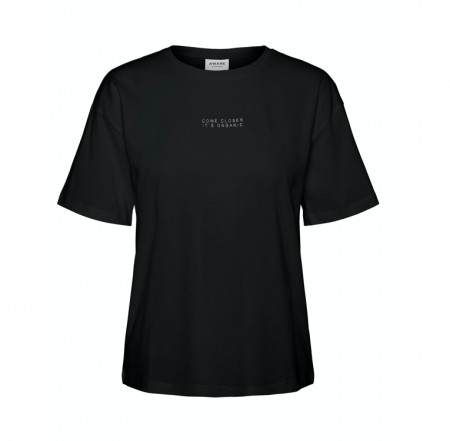 Vero Moda - magic tee / Black