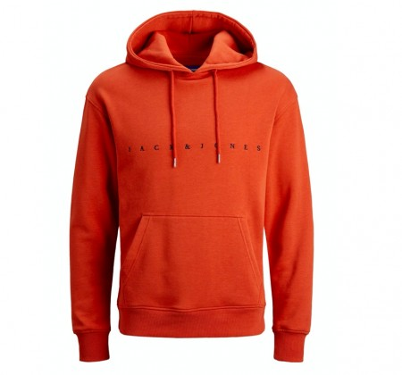 Jack & Jones - Copenhagen sweat hood / buret orche