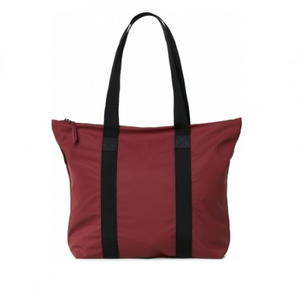 Rains - Tote Bag Rush / maroon