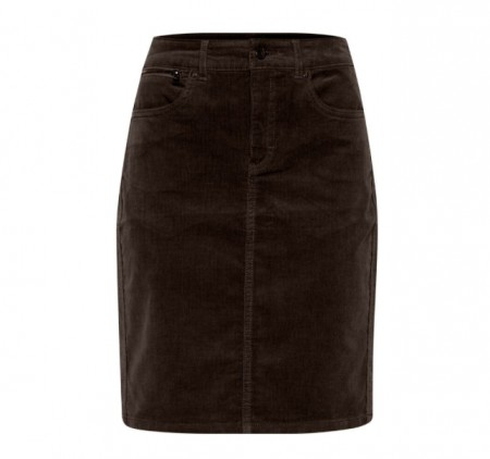 Fransa - Frmacord 2 Skirt / Coffee