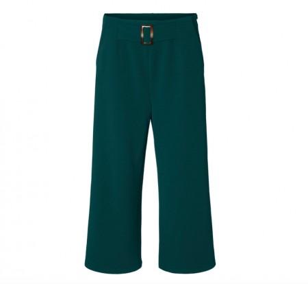 6f4e33d7b Vero Moda - Charlot hw culotte pant / grønn