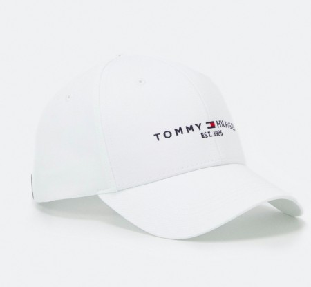 Tommy Hilfiger - Th Established Cap / Hvit