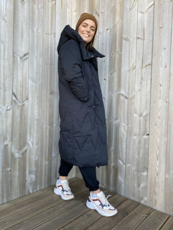 Vero Moda - Puffy long down jacket