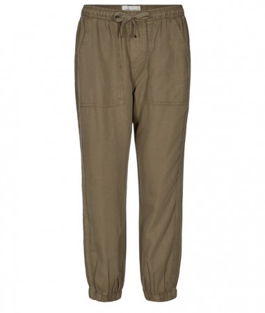 Freequent - Cubi Ankle Pant / khaki