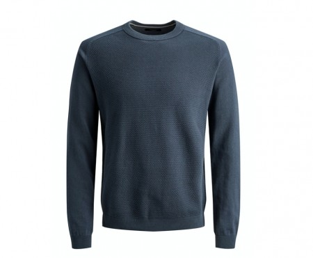 Jack & Jones - Blasheran knit / Blå