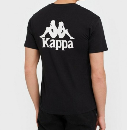 Kappa - Wollie / Black