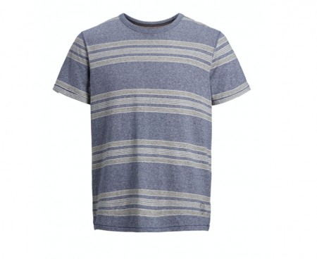 Jack & Jones - Damon tee ss / Blå