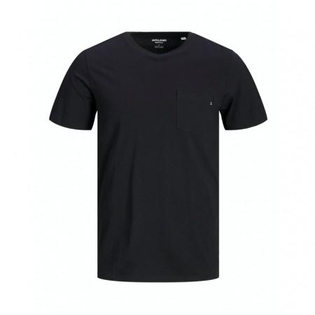 Jack & Jones - Jjepocket tee / Black